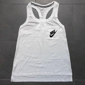 Nike Racerback Pocket Tank